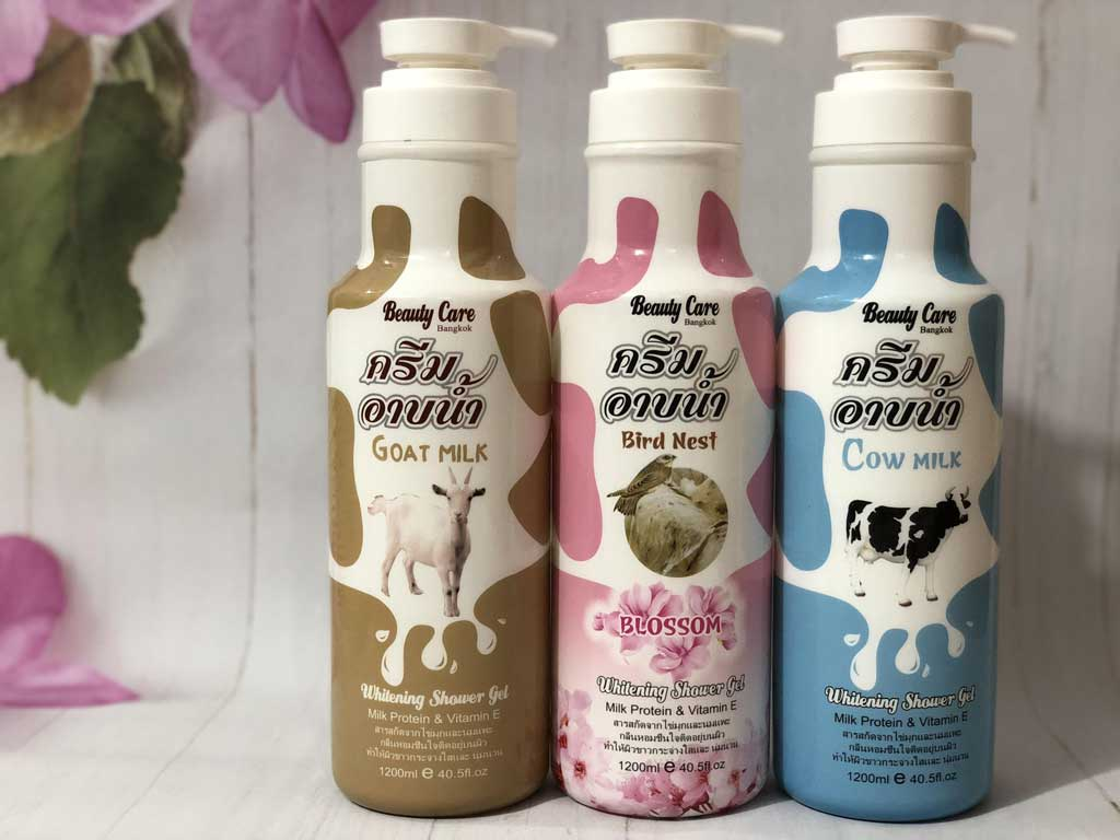 Sữa Tắm Beauty Care BangKok Goat Milk
